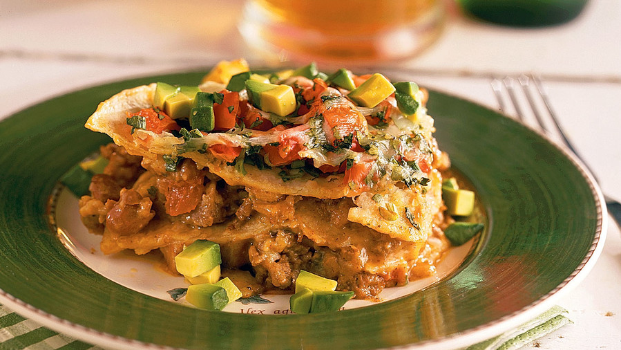 Top-Rated Main Dishes: Mexican Lasagna