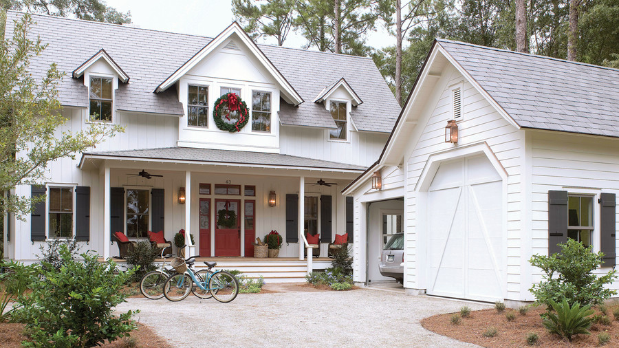 Casual Christmas Cottage