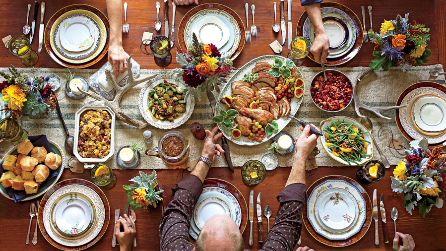 Get the Menu: Tried & True Thanksgiving Menu