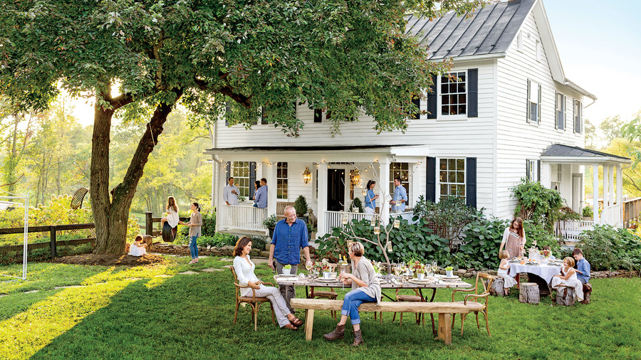 Garden Sheds With Porch Southern Living