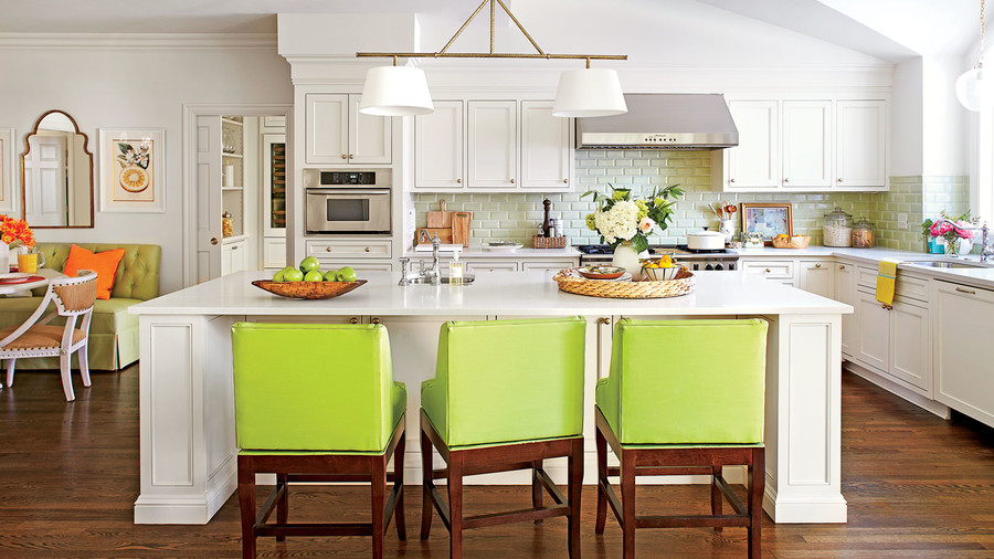 Pictures Of Beautiful Kitchens kitchen inspiration - southern living