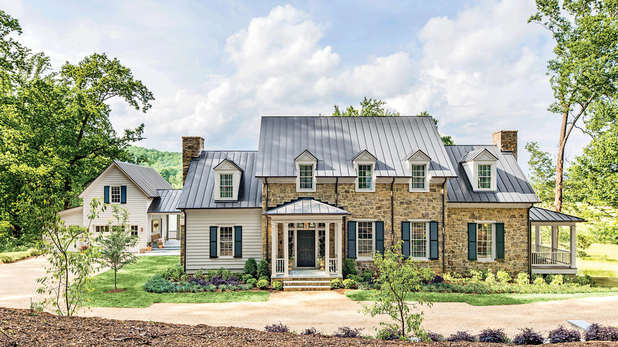 Southern living home plans cottage of the year for Best house design of the year
