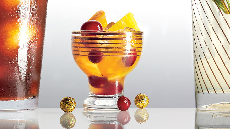 Retro Rum Punch