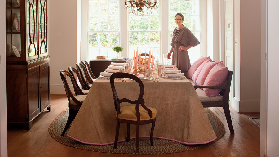 Expand Your Table & Sparkling Thanksgiving Table Setting - Southern Living
