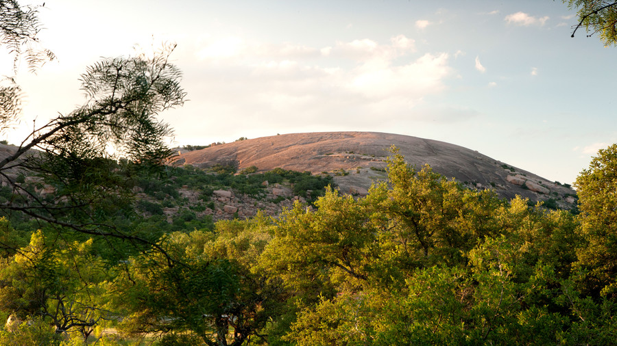 16. Watch a Sunset from Enchanted Rock