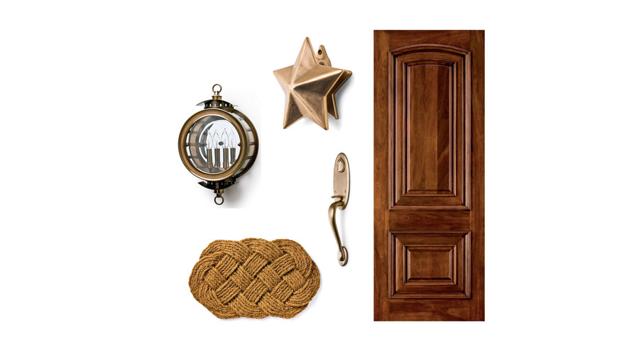 Front Door Styles Pictures stylish looks for front entry doors - southern living