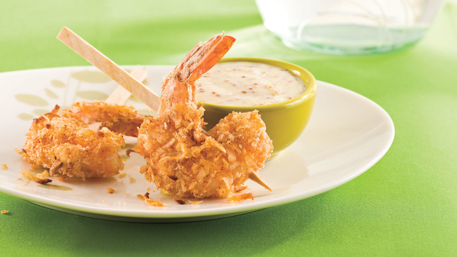Coconut Shrimp Recipe