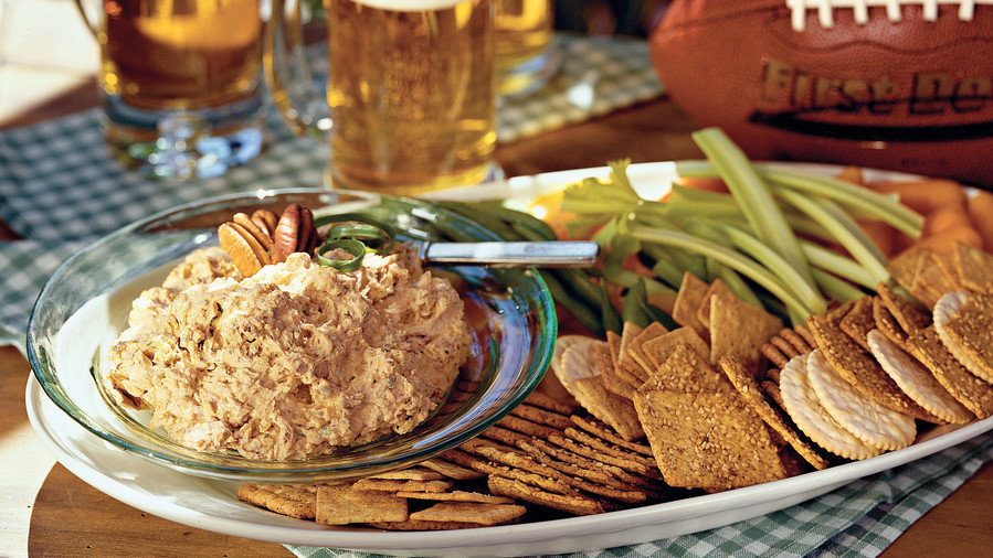 Chile-Cheese Spread