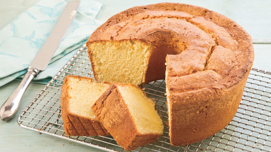 RX_1005 Comfort Food Two-Step Pound Cake