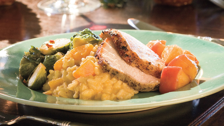 Holiday Dinner Party Menus - Southern Living