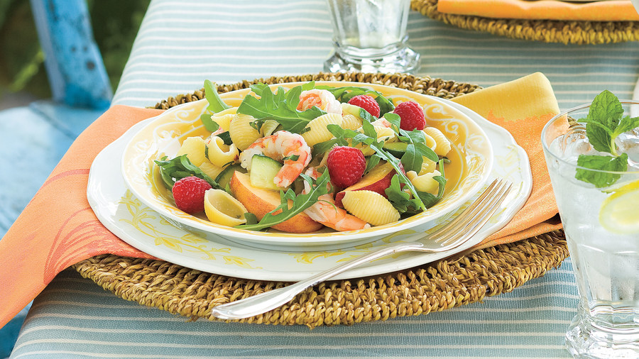 Shrimp-and-Pasta Salad
