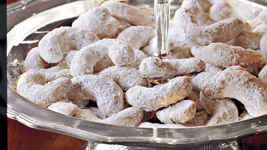 Best Cookies Recipes: Pecan Crescents Recipes