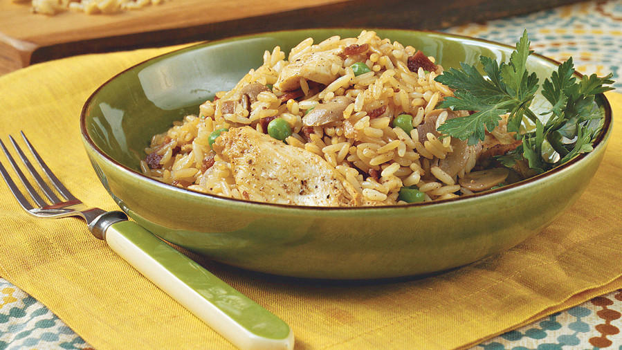 8 Quick And Easy Rice Dinner Recipes