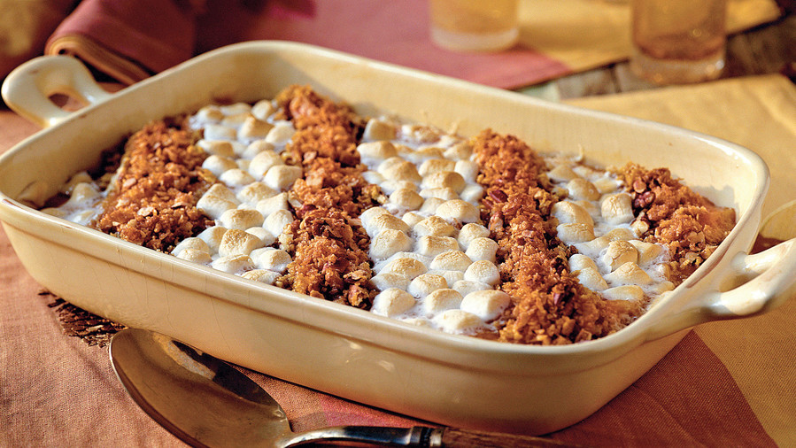 Thanksgiving Dinner Side Dishes Sweet Potato Casserole Recipes