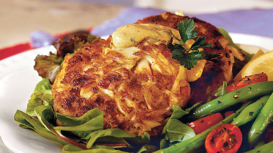Southern Living Crab Cakes With Remoulade