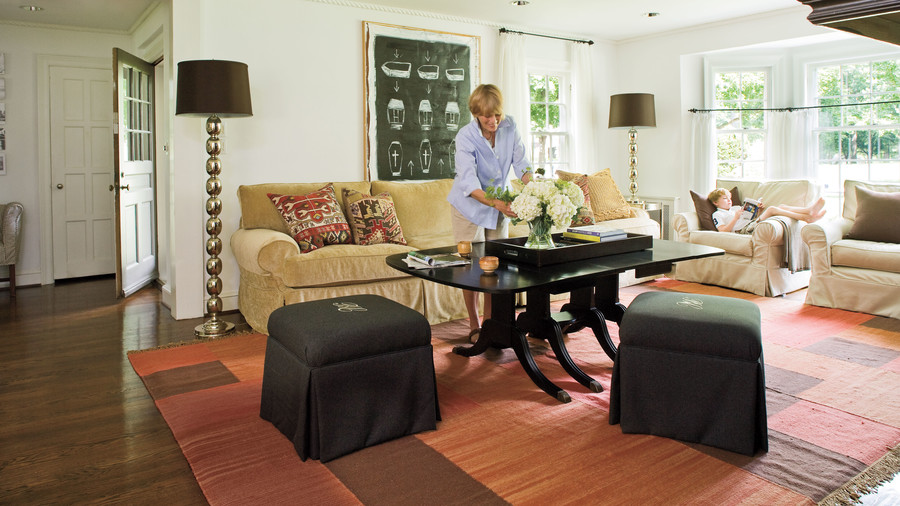 Choose Furniture That Fits The Scale Of Your Room