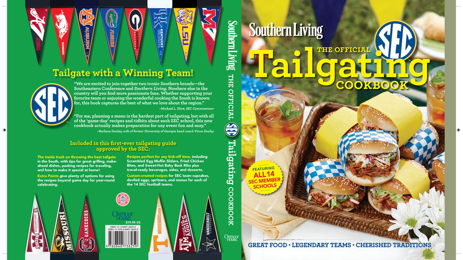 RX_ SEC Tailgating Cookbook