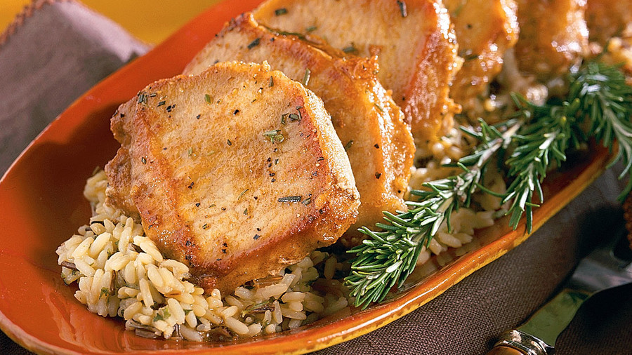 Recipes: Balsamic Pork Chops
