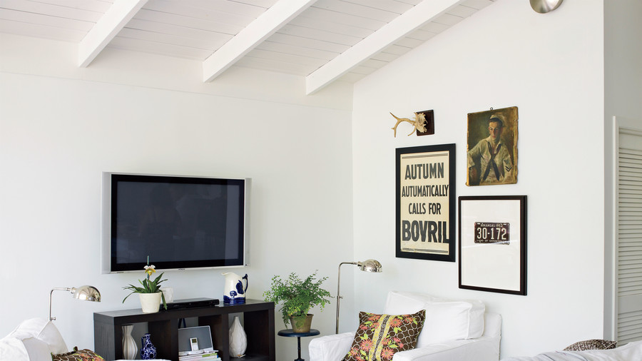 Rooms with white furniture Cute White Wash The Walls Southern Living 106 Living Room Decorating Ideas Southern Living