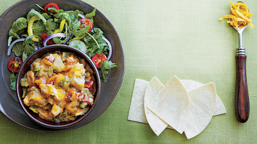 Slow Cooker Recipes: King Ranch Chicken