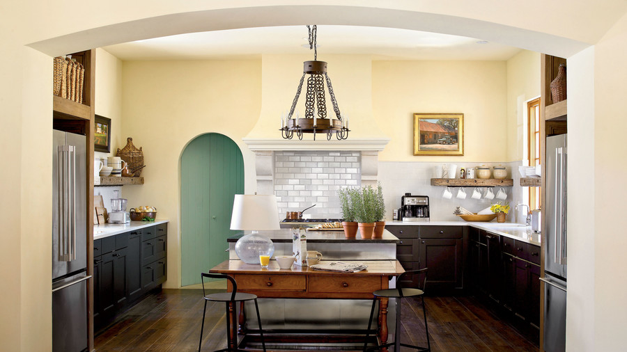 antique texas kitchen stylish vintage kitchen ideas   southern living  rh   southernliving com