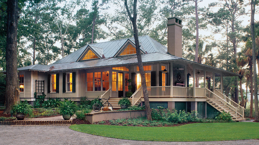 Top house plans southern living for House plans for retired couples