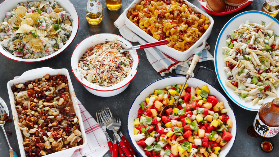 Bbq side dish smackdown southern living for Side dish recipes for grilling out