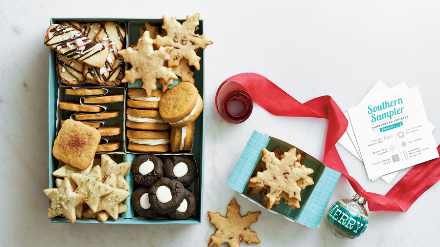 Shortbread Cookie Sampler