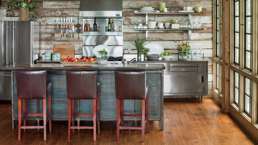 Texas Country Kitchens