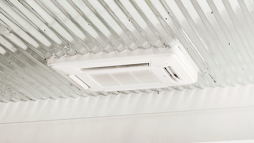 18. Ductless HVAC