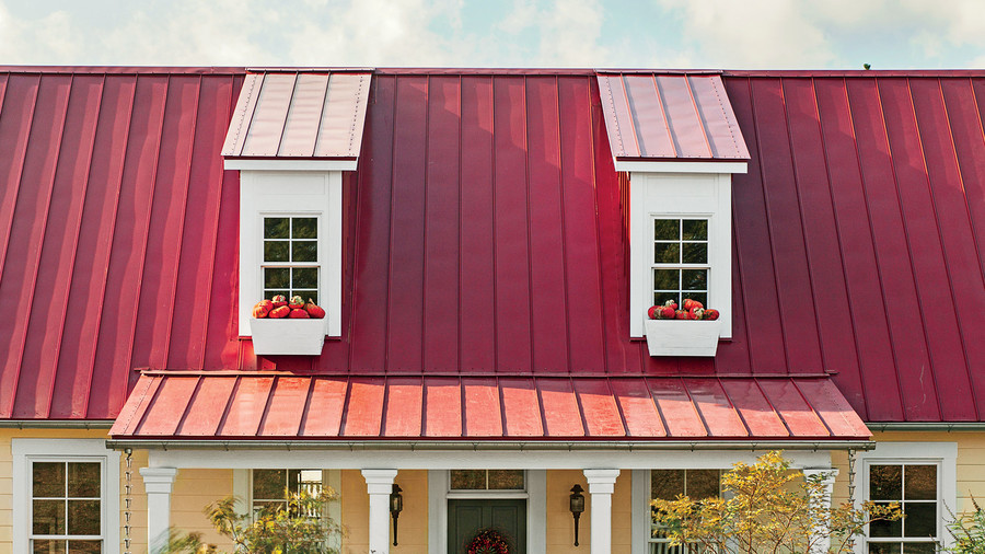 Long-Lasting Metal Roof
