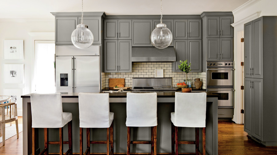 Give the Kitchen a Fresh Feel