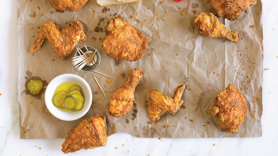 Real Buttermilk Fried Chicken