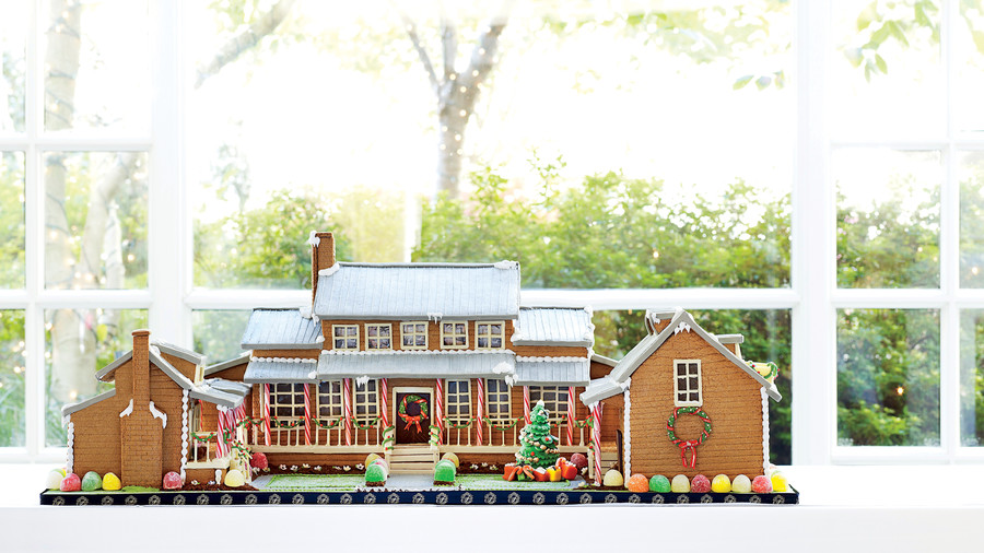 Ultimate Gingerbread House Food Network