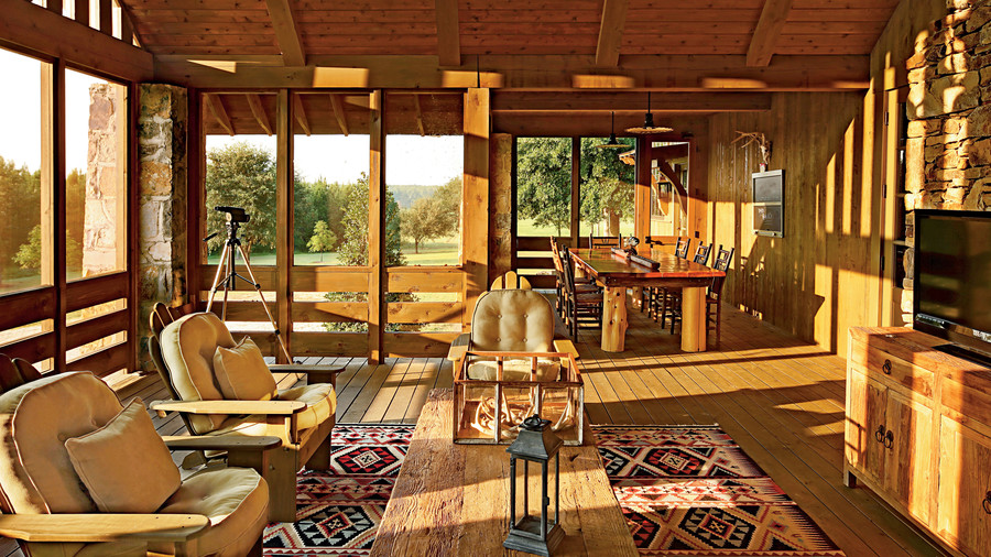 Importance of the Porches