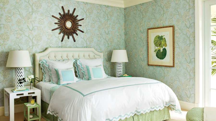 No. 6 Up the Cozy Factor with Wallpaper
