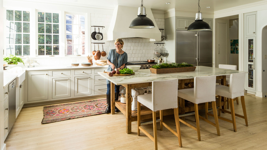Calm & Current Natural Kitchen - Southern Living