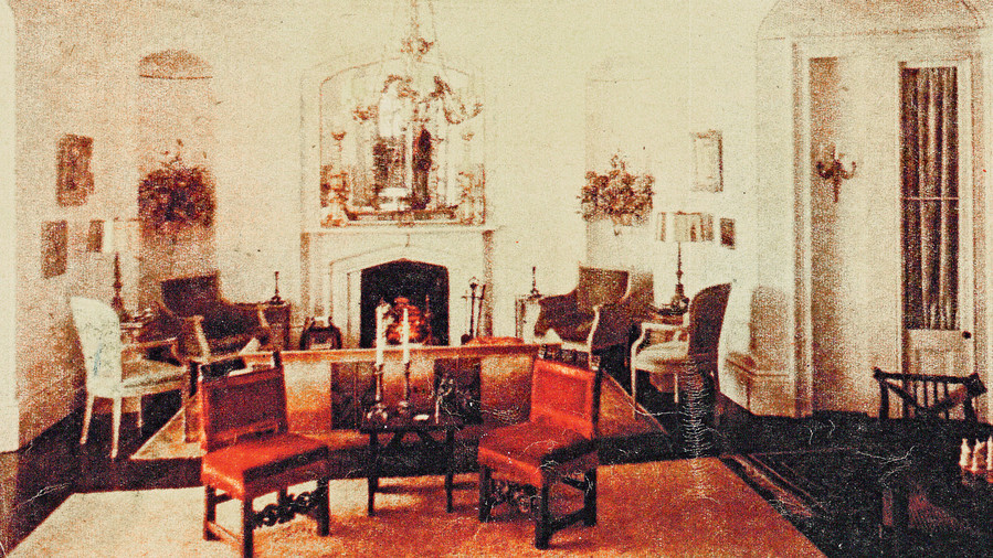 The Drawing Room: 1954