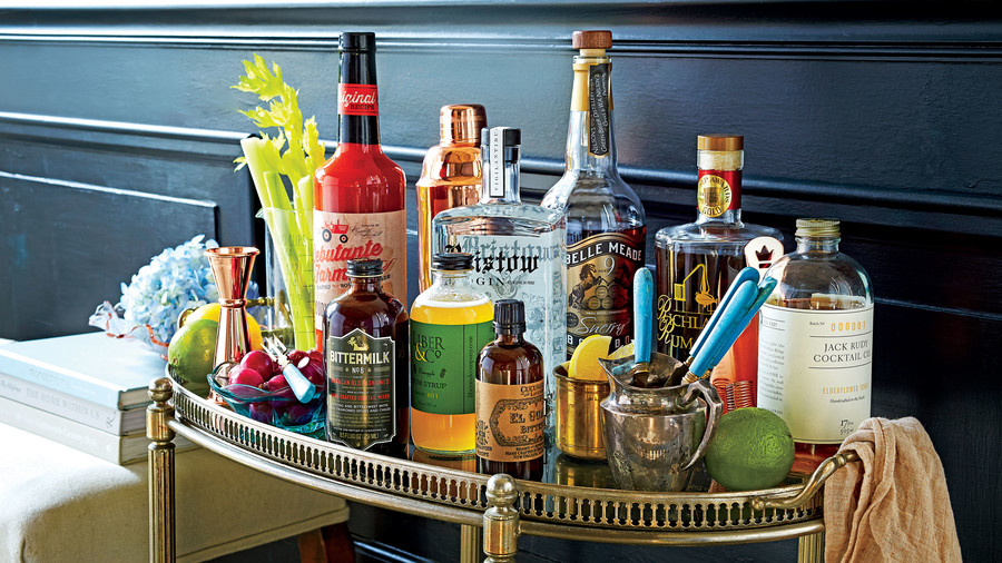 Best Spirits, Mixers, and Bitters