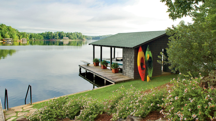 Summer Lake House