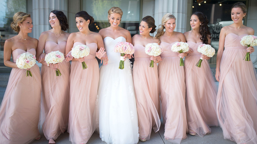 The Bridemaids
