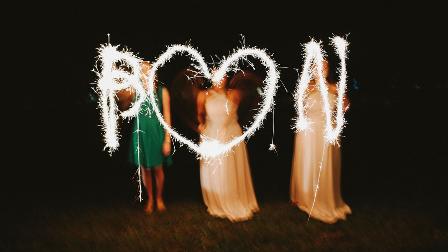 RX_ Sparklers/W&E Photographie/ Brittany and Nathan