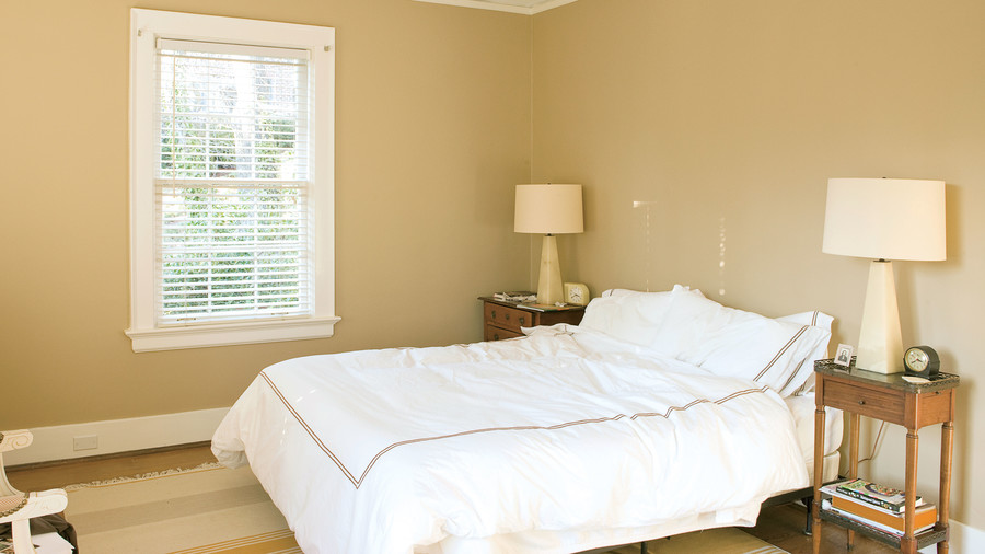 The Master Bedroom: Before