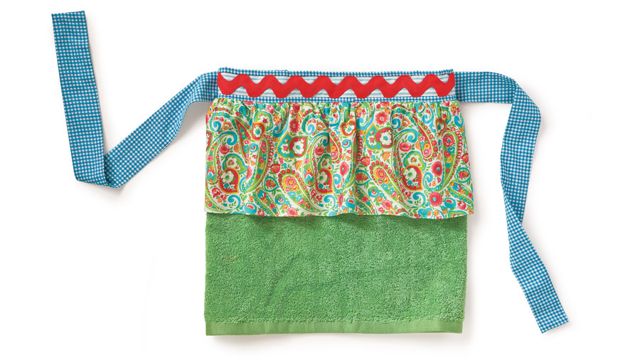 Summer Entertaining Essentials: Hot Mama Aprons