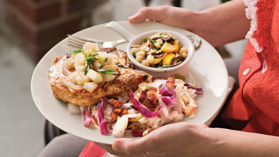 Easygoing Southern Dinner