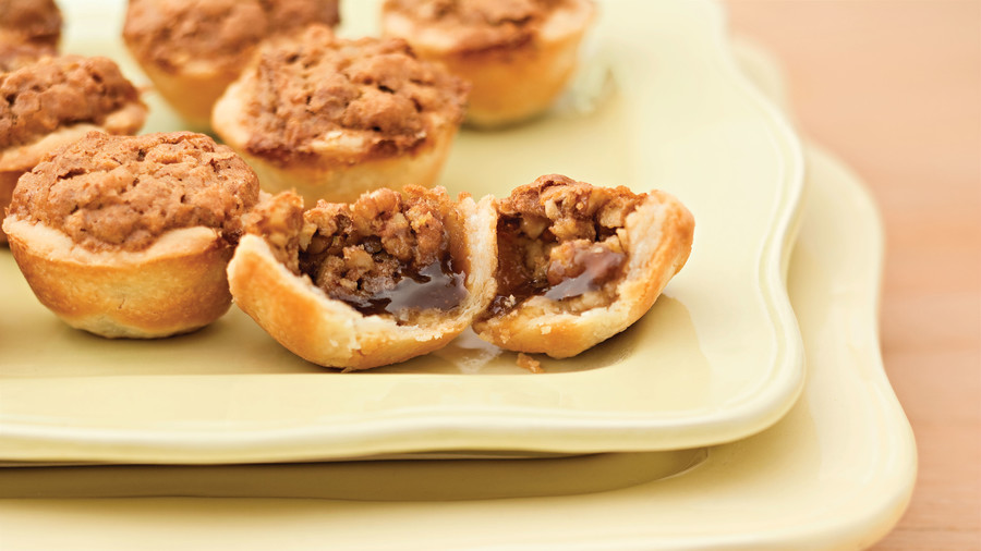 Pecan Recipes: Pecan Tassies
