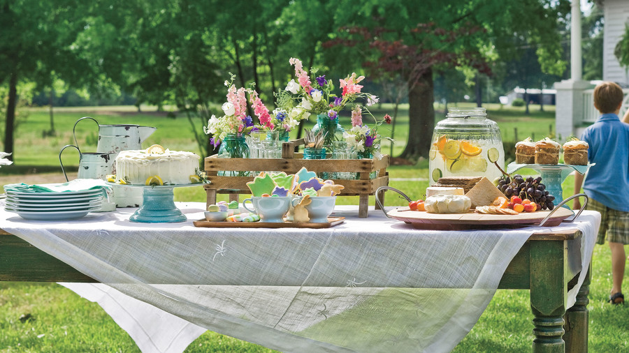 Farm fresh easter menu southern living for Amy ruth s home style southern cuisine