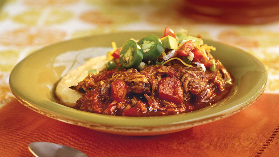 Barbecue Pork Chili Recipes