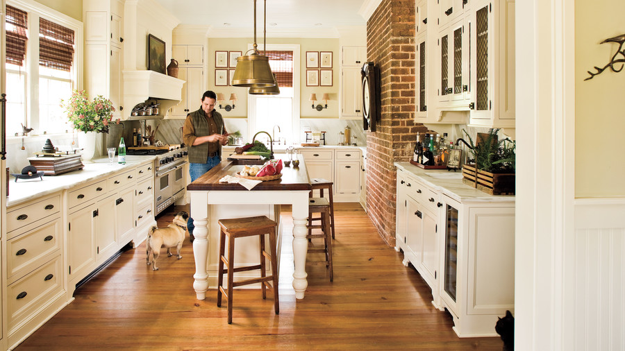 Home Restorations Farmhouse Kitchen