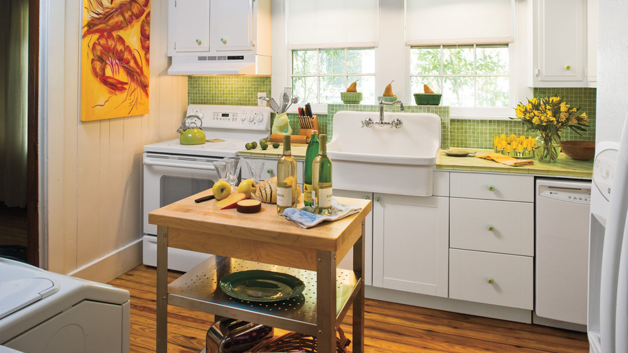 Create A 48sStyle Kitchen Southern Living Impressive 1930 Kitchen Design